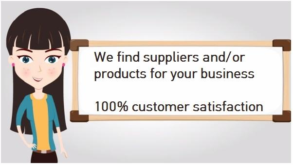 very simple for us in finding products at a wholesale price so that you can resell them at a retail price with high margins.