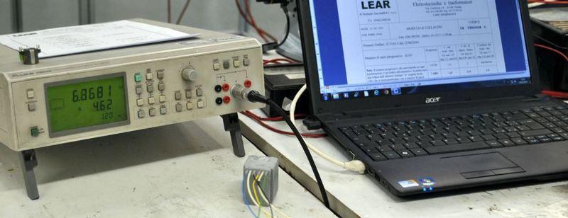 Induttori elettrici e bobine industriali