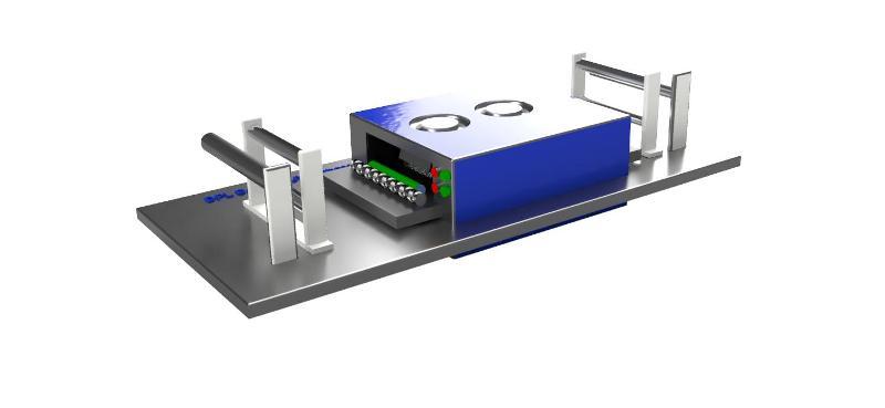 Desktop 3D UV embosser