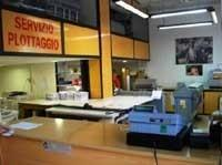 Eliogracia Sprint è un Centro copie specializzato in stampa digitale, riproduzione disegni, eliografie. Panoramica negozio