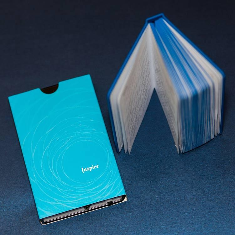 Business book printing & binding services