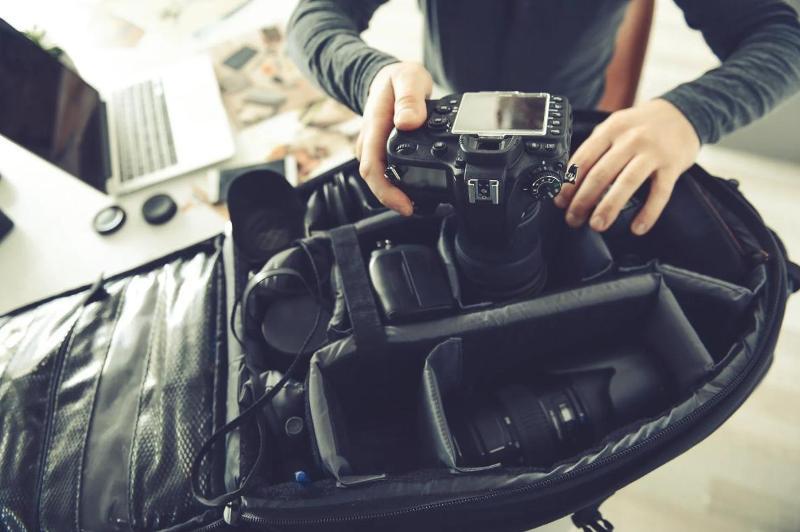 Taschen für Fotografen