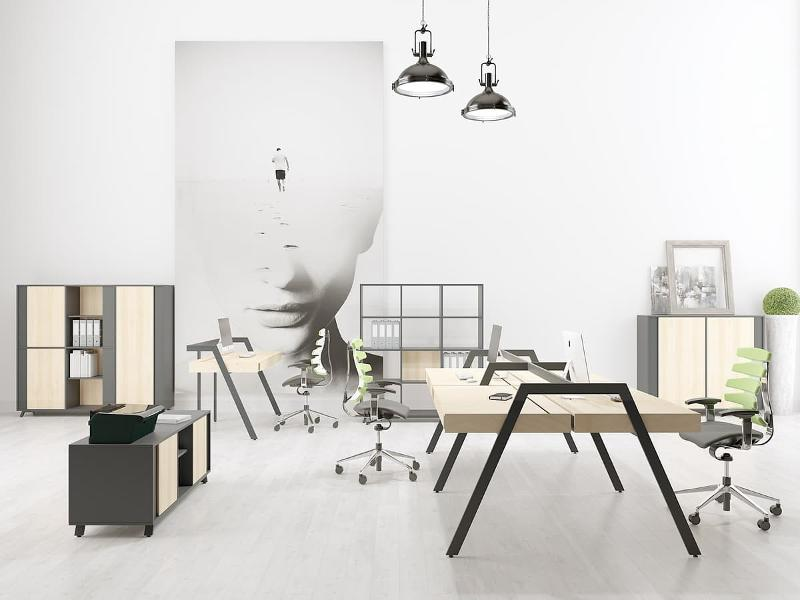 IQ furniture for personnel series