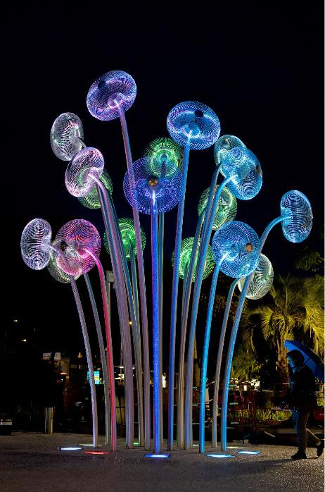 Bubble Forest - Nice, France