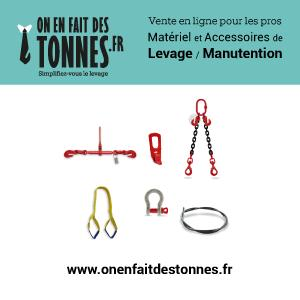 material and accessories for lifting website