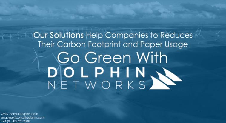 Going Green with Dolphin Networks