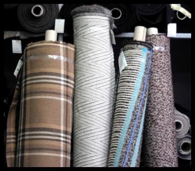 Tessuti a stock alta moda
