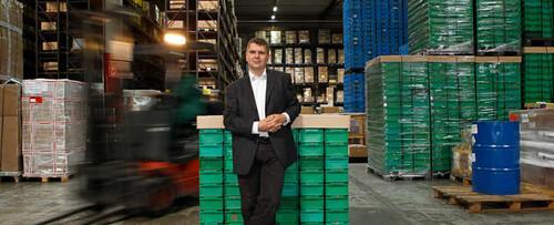 CEO Patrick Dors