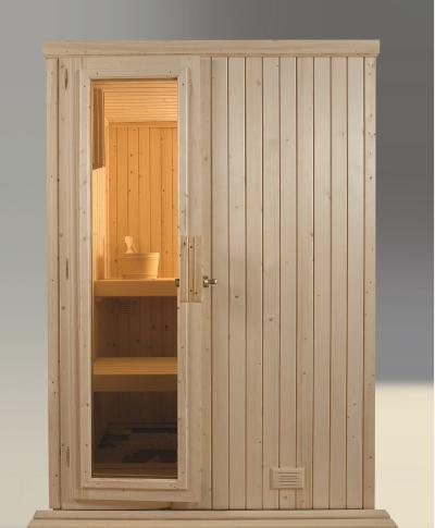 Interior sauna