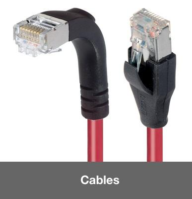 We offer a broad selection of popular and hard to find cables such as fibre cables, data cables, coaxial cables, USB, ethernet and FireWire cables.