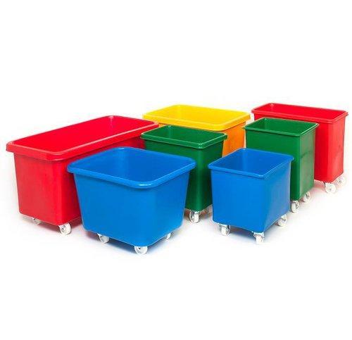 Rollwagen aus Kunststoff