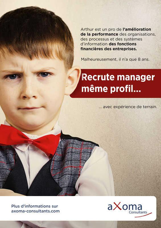 Nous recrutons des Manager Finance