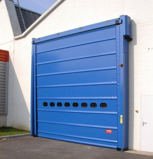 high speed door for external applications,