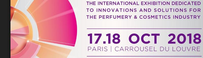 Cosmetic 360 expects you next October 17th & 18th at Carrousel du Louvre in Paris, to discover the latest innovations and solutions for the perfumery&cosmetics industry.