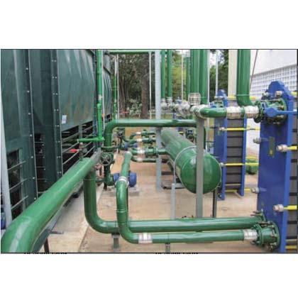Redes para gas nitrógeno