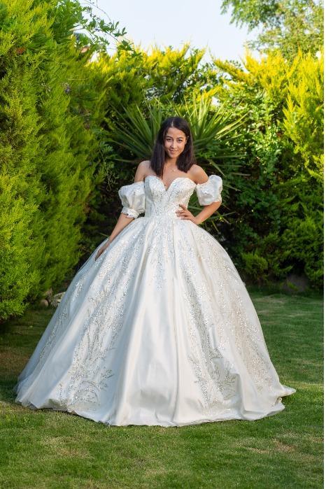 2021 WeddingDress Models