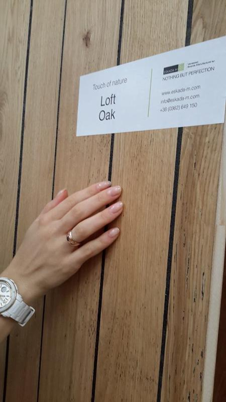 Loft Oak veneer