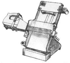 Elektro- Brötchenschneider