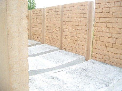 Betonelemente U-Profile Kanalmauer