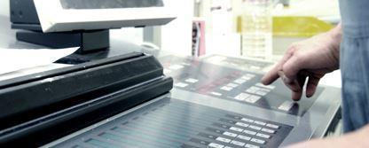 Print-Produktion