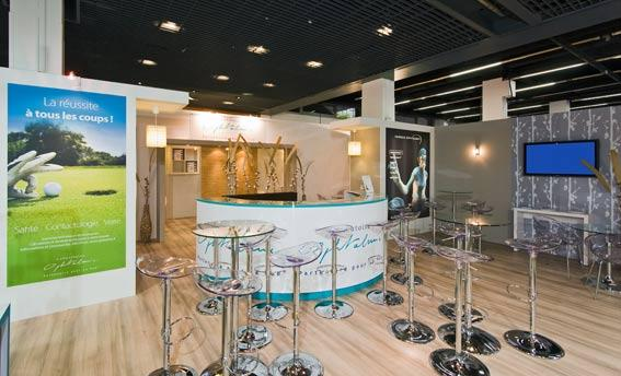 In 39 pulsion stands pour expositions stands d 39 exposition for Amenagement stand foire exposition