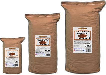 Cocoa products - 5kg / 15kg / 25kg