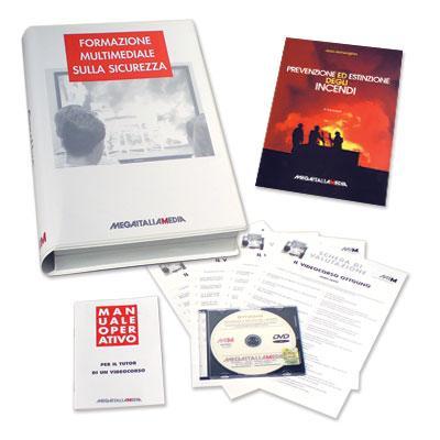 Materiale didattio: Slides, DVD, ecc...