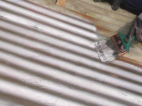 Réparation toiture