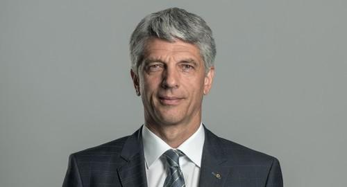 Vorsitzender des Vorstands