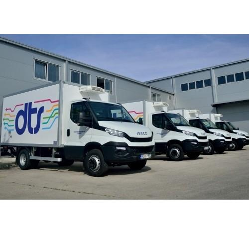 DTS provides logistics services for the entire territory of Serbia. The quality of services is confirmed by long lasting successful cooperation with all leading retail chains in Serbia.