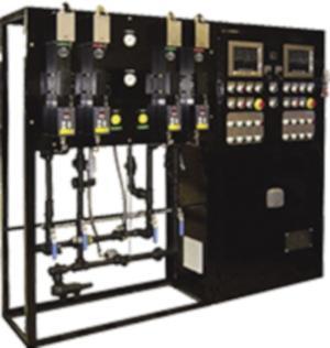 Stickstoff + Wasserstoff Ofenbegasungssysteme