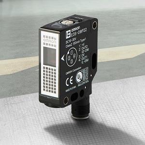 E3S-DB sensor for transparant objects