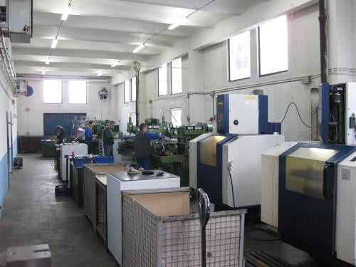 Fräsmaschinen/Bohrzentren