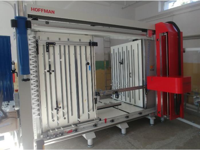 Mechanische Bearbeitung von Gehäusen und Montageplatten