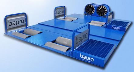 BAPRO DYNOTEST 4WD