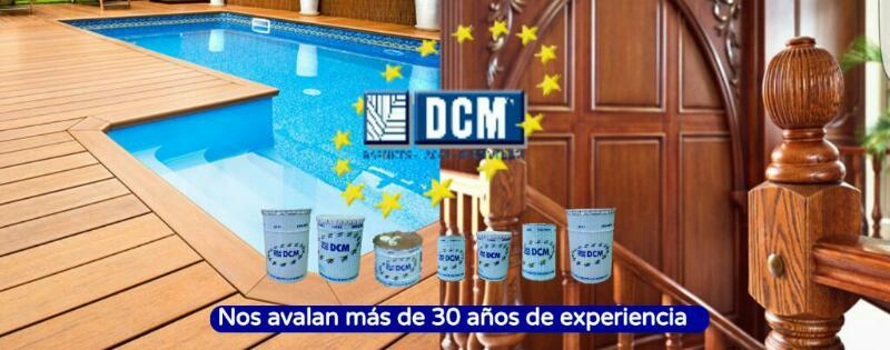 DCM produces a wide range of water-based and solvent-based coatings for protect and decorate metal, plastic, glass and wood.