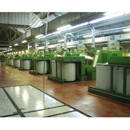 Hilos e hilados artificiales y sintéticos