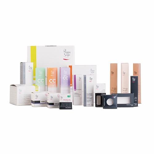 Produciamo astucci in cartotecnica per ogni categoria merceologica e siamo particolarmente specializzati nella produzione di astucci per cosmetici, prodotti tricologici e make up.