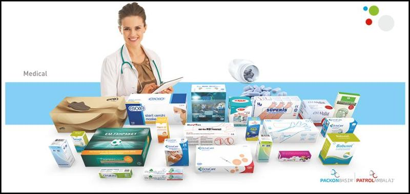 Carton Boxes for Medical Products