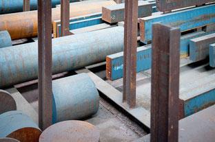 vente et livraison de fonte et bronze en coulé continu