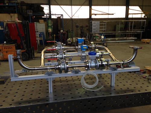 Distributeur de produit liquide haute pression