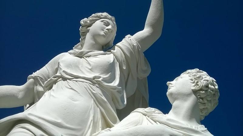 Ino et Melicerte (Versailles)