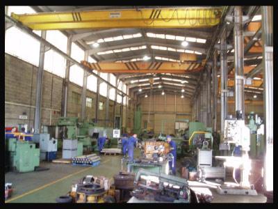 Minas y canteras: maquinaria y equipos