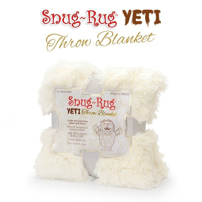 Snug Rug YETI Throw Blanket