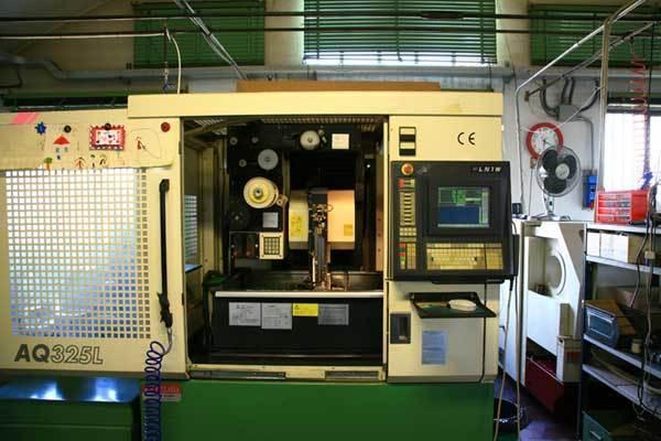 macchine ad elettroerosione