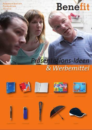 BENEFIT Präsentation