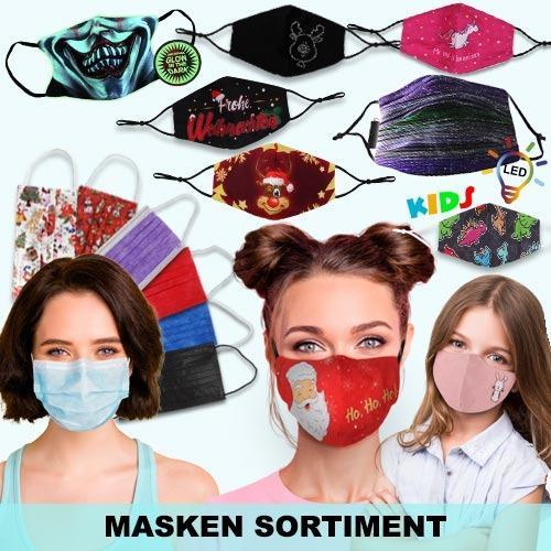 Masks assortment