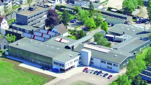 Hüdig + Rocholz Firmengelände