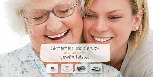 Der Hausnotruf-Service in Ihrer Region