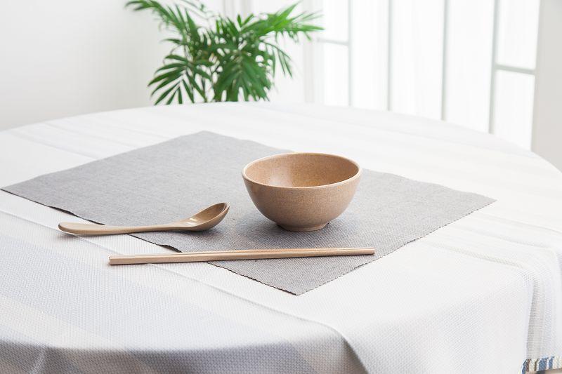 rice husks fiber 100% biodegradable rice bowl